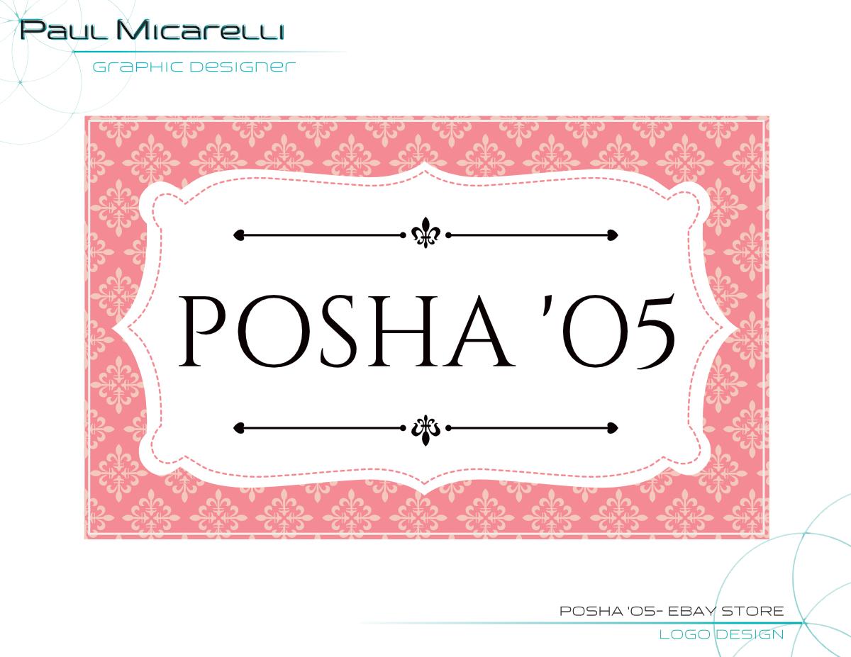 Paul-Micarelli-Posha 05 Logo