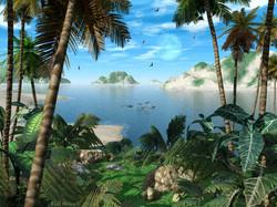 Overlook Lagoon-Paul Micarelli