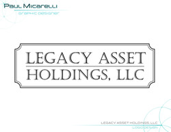 Paul-Micarelli-Legacy Asset Holdings-Log