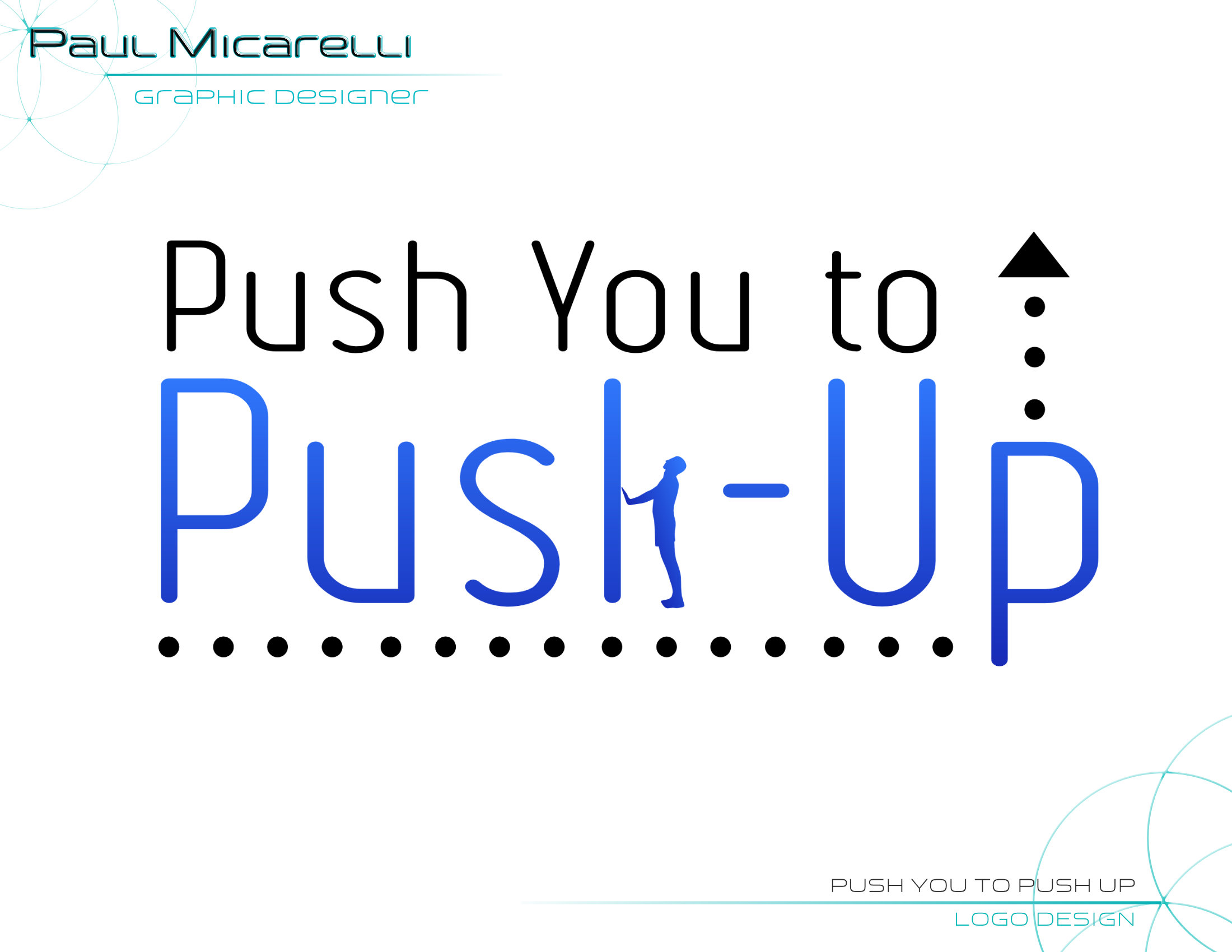 Paul-Micarelli-Push You to Push Up Logo.