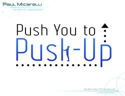 Paul-Micarelli-Push You to Push Up Logo.