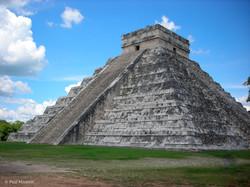 Kukulkan Pyramid-Paul Micarelli