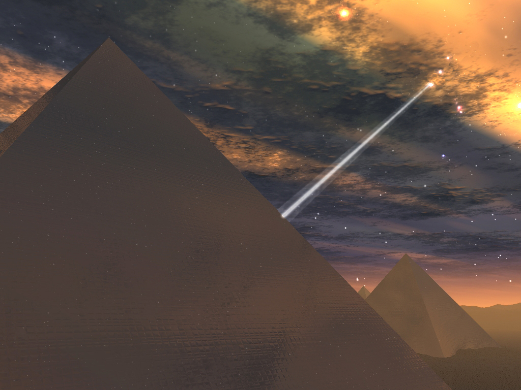 Secret of the Pyramids-Paul Micarelli