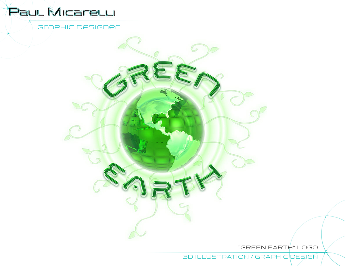 Paul-Micarelli-Green Earth Logo