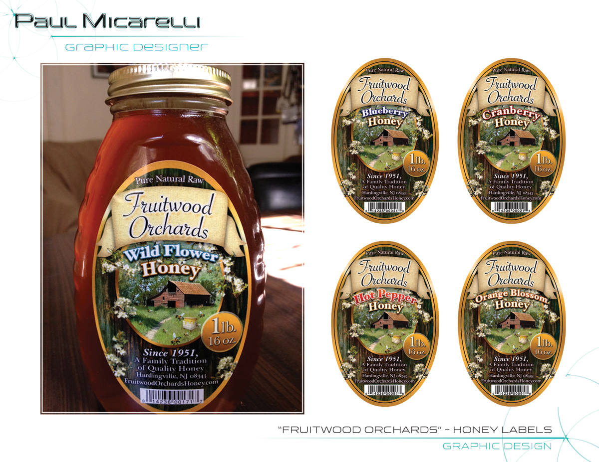 Paul-Micarelli-Fruitwood Orchards Honey