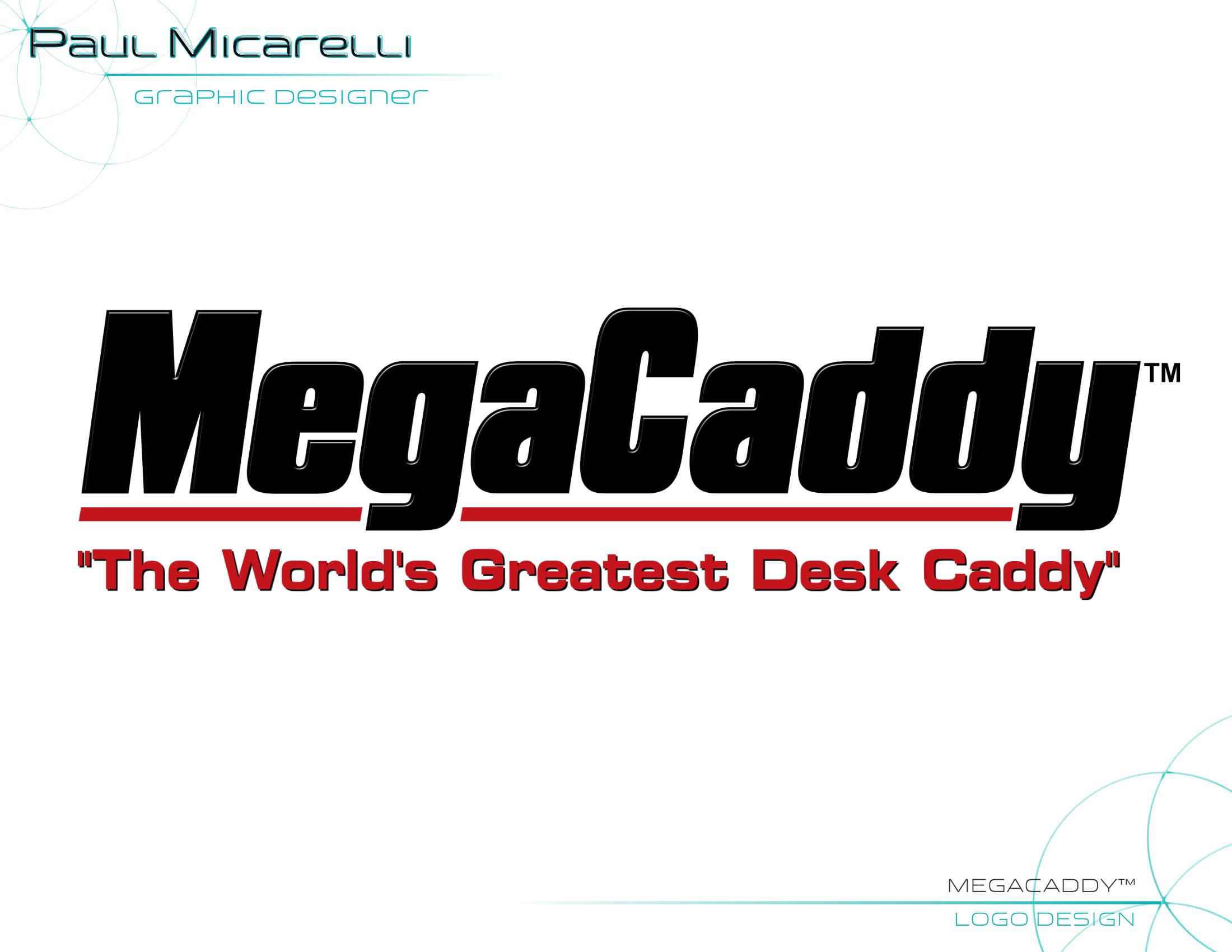 Paul-Micarelli-MegaCaddy Logo