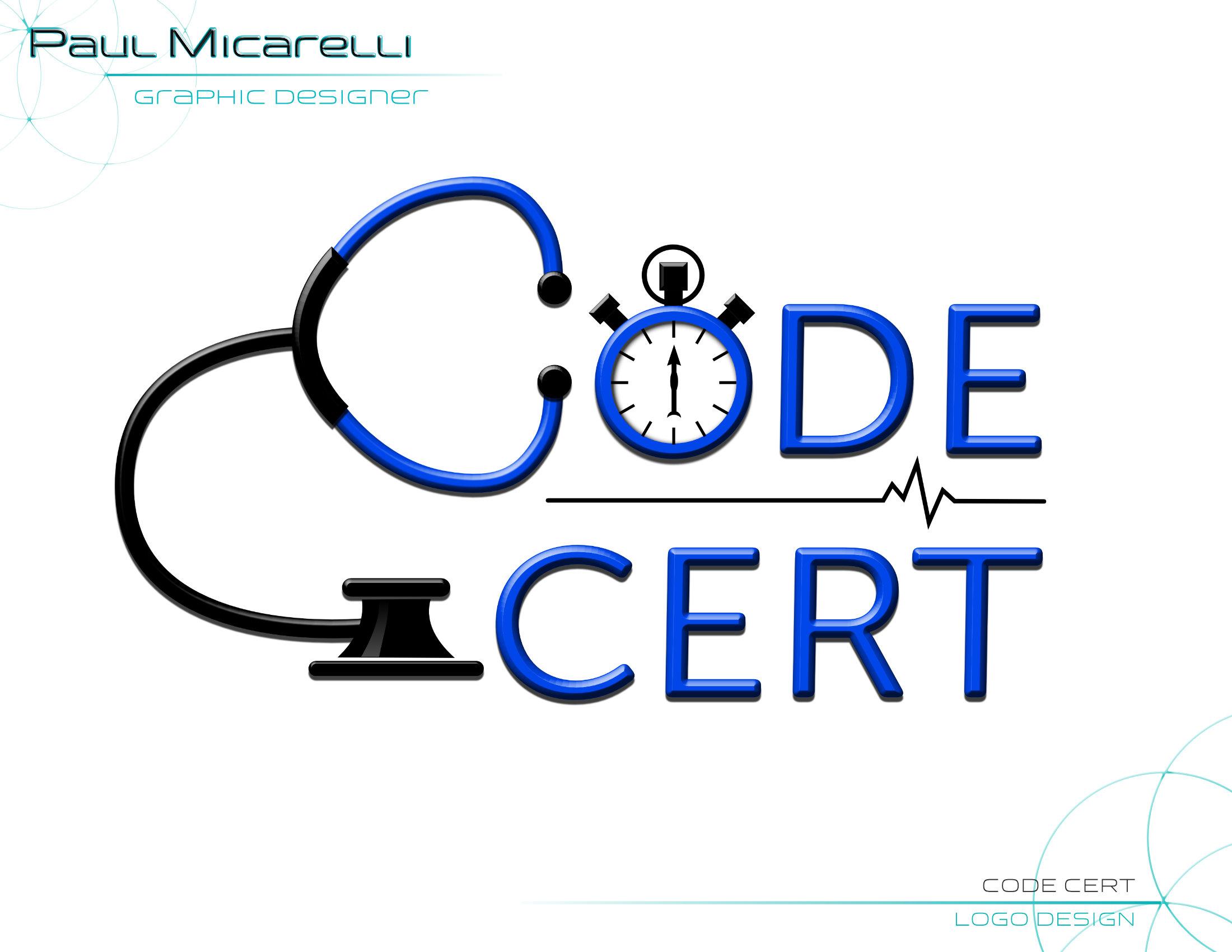 Paul-Micarelli-Code Cert-Logo