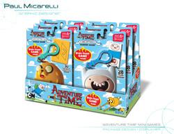 Paul-Micarelli-Adventure Time Mini Games