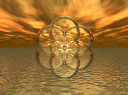 Sunrise Seed of Life-Paul Micarelli