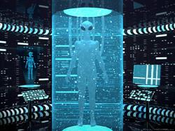 Alien Lab-Paul Micarelli