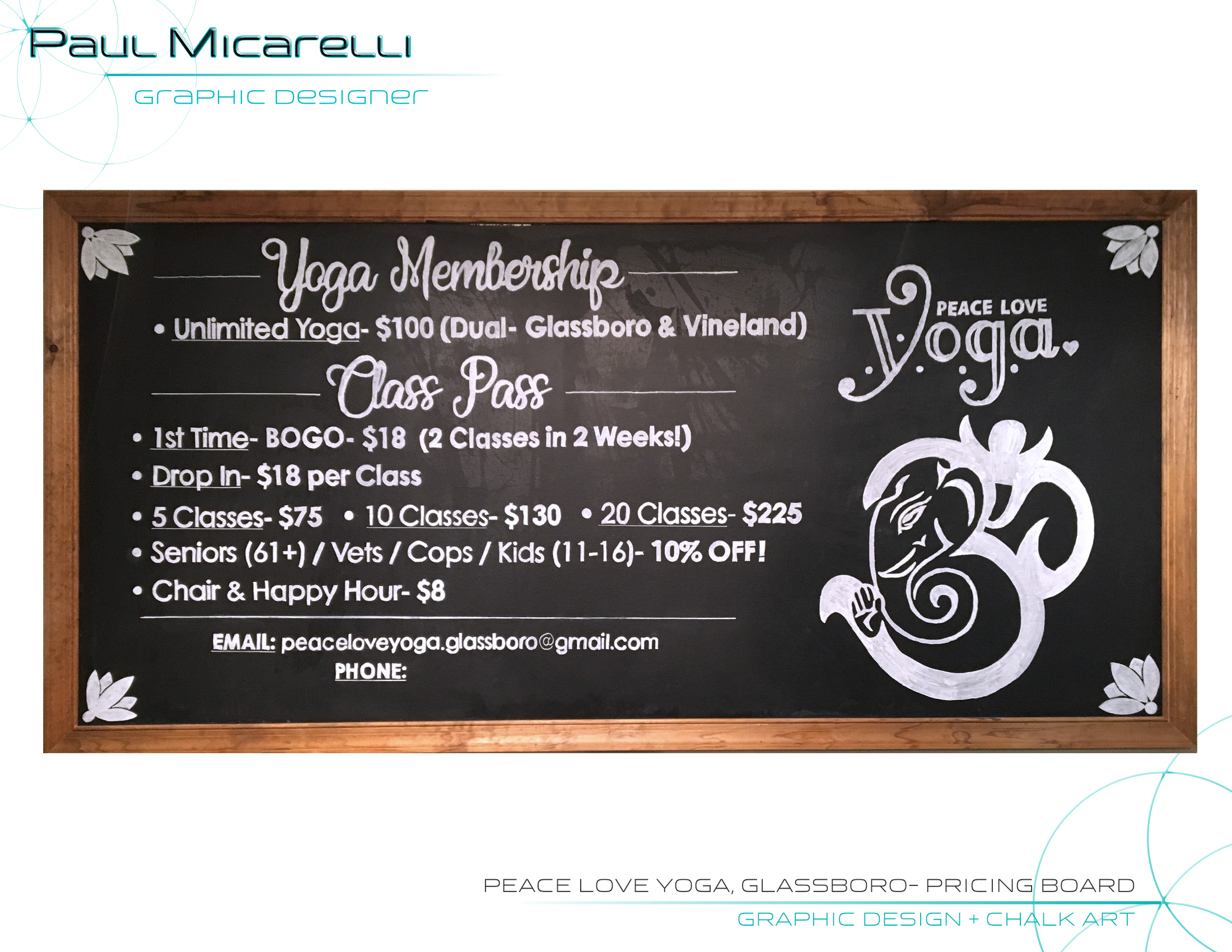 Paul-Micarelli-Peace Love Yoga Glassboro