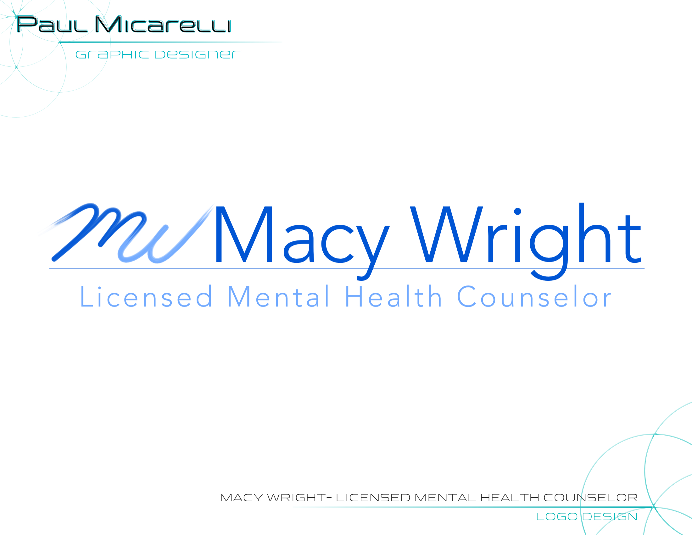 Paul-Micarelli-Macy Wright Logo