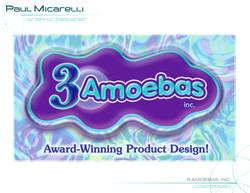 Paul-Micarelli-3Amoebas Logo