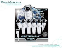 Paul-Micarelli-Astronaut Pen
