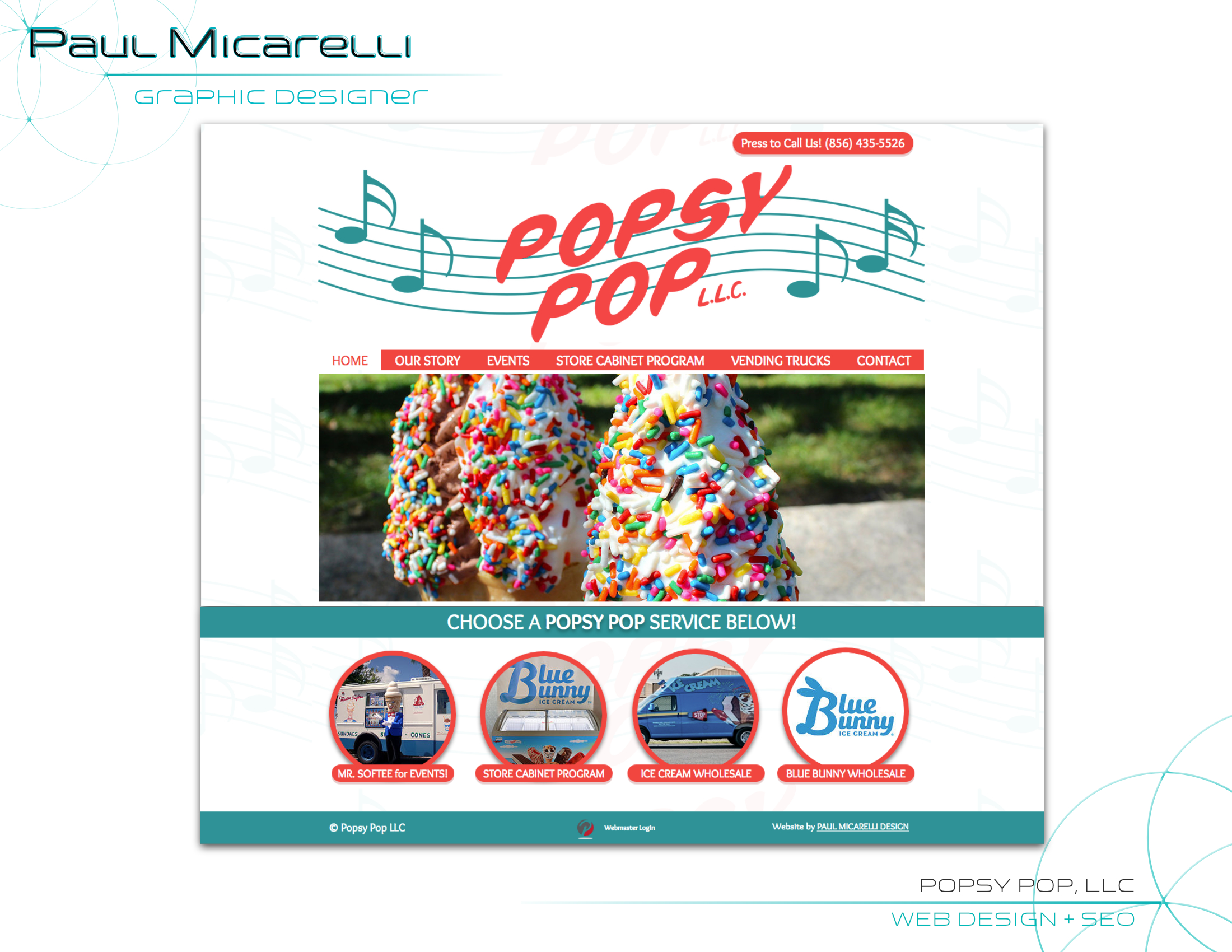 Paul-Micarelli-Popsy Pop Website