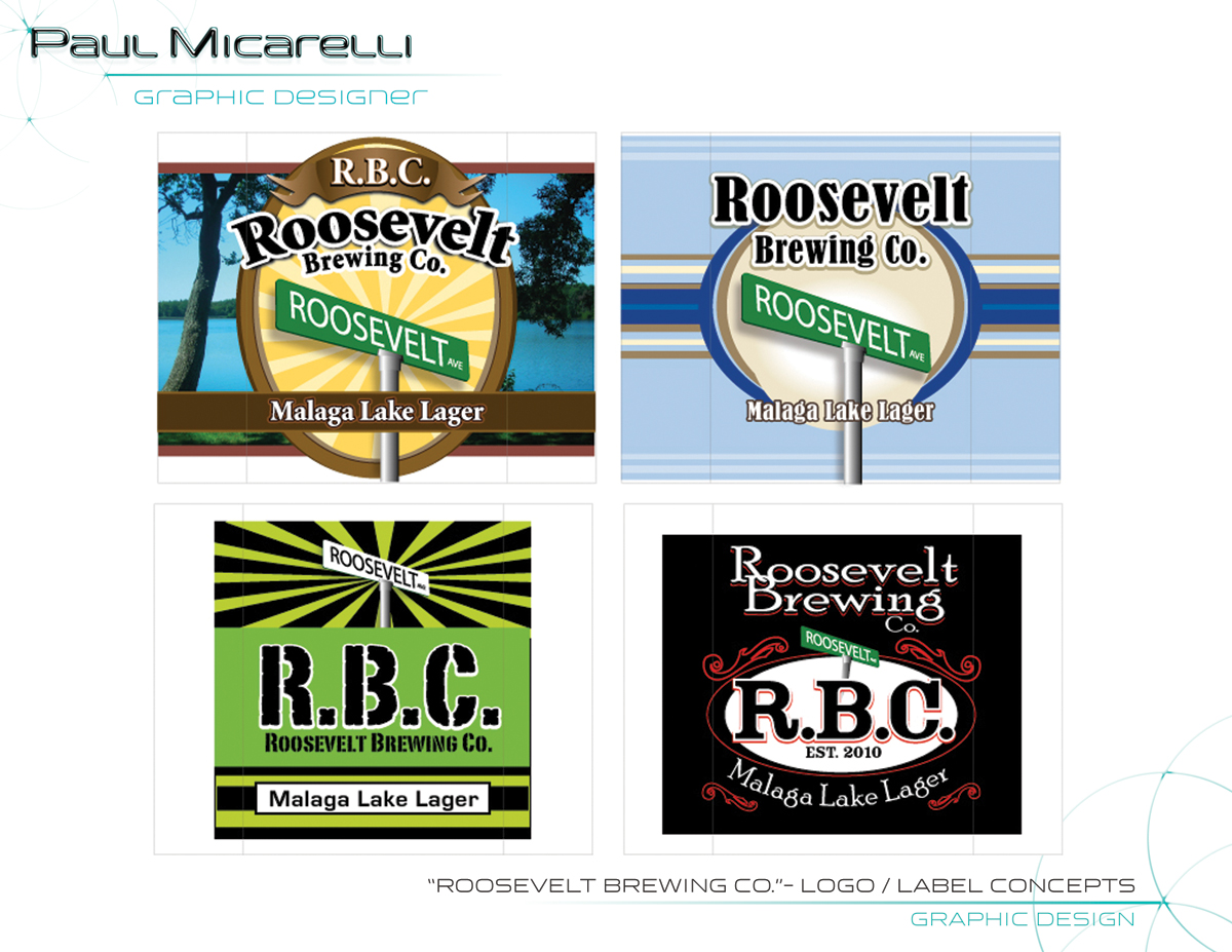 Paul-Micarelli-Roosevelt Labels