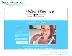 Paul-Micarelli-Maddens Fitness Website