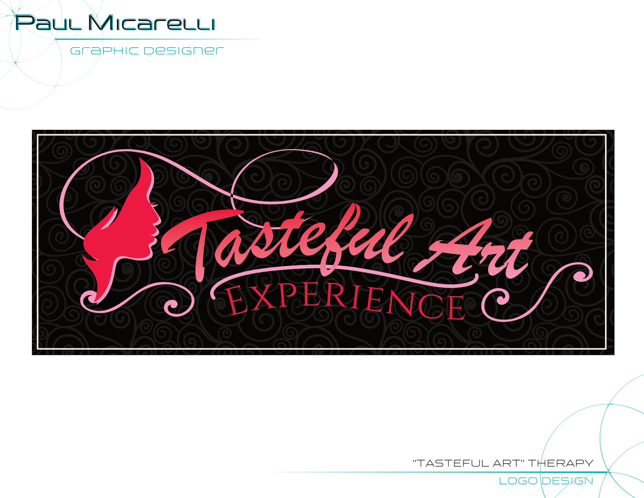 Paul-Micarelli-Tasteful Art Logo