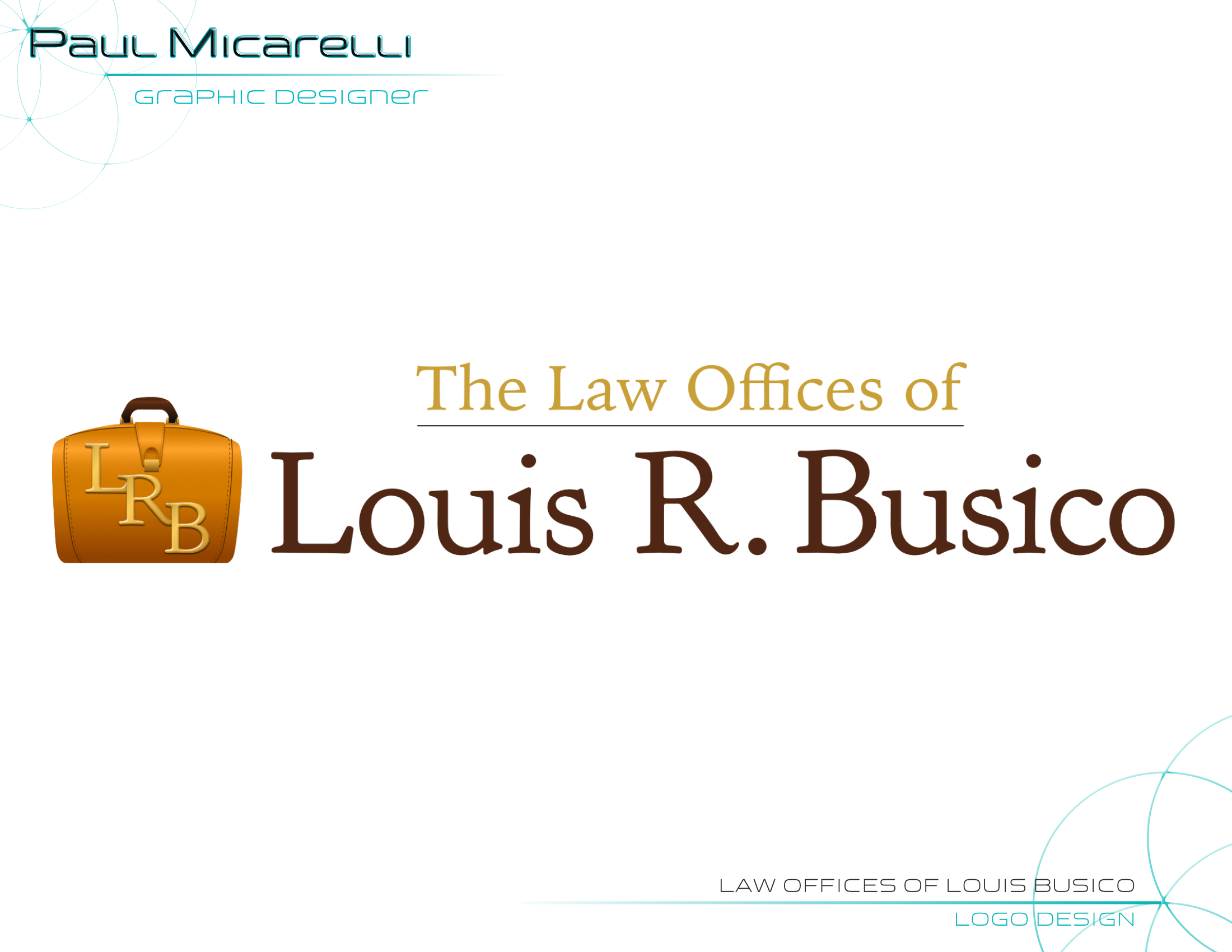Paul-Micarelli-Louis Busico Law-Logo