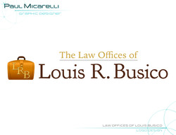 Paul-Micarelli-Louis Busico Law-Logo