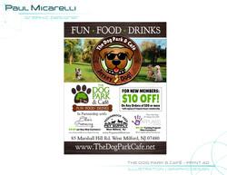 Paul-Micarelli-The Dog Park & Cafe-Print