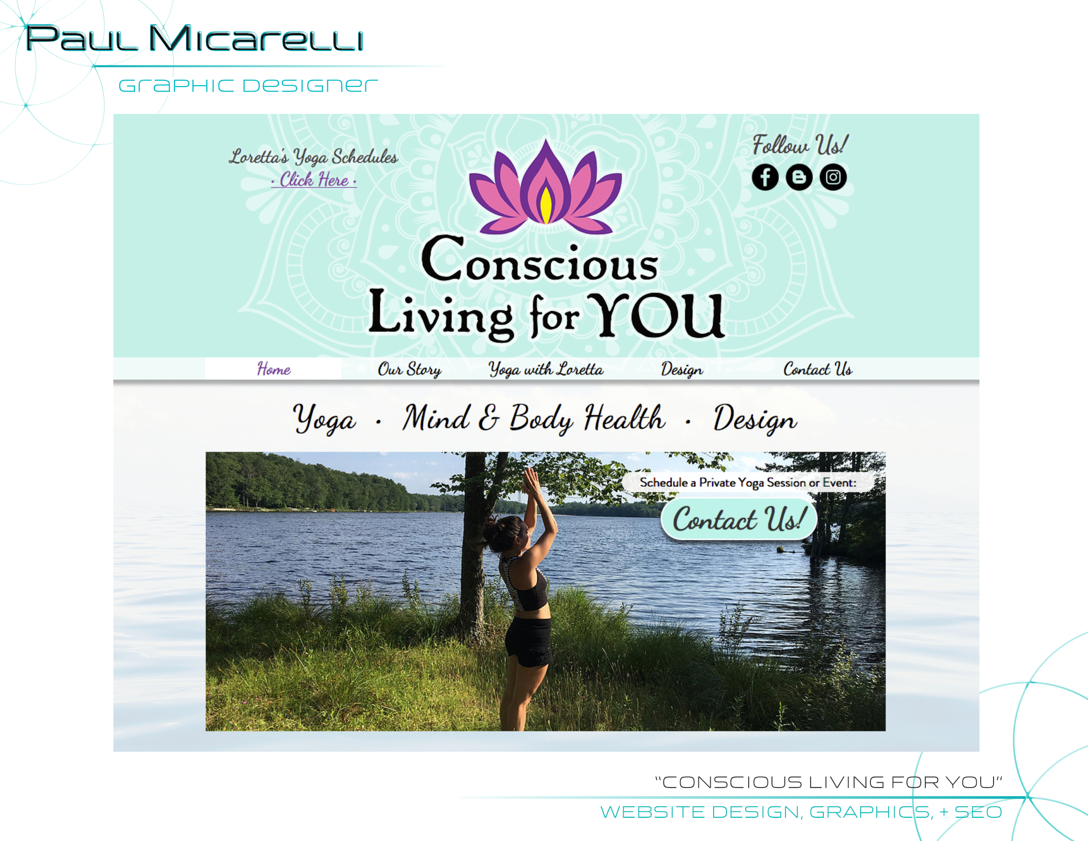 Paul-Micarelli-Conscious Living for You-