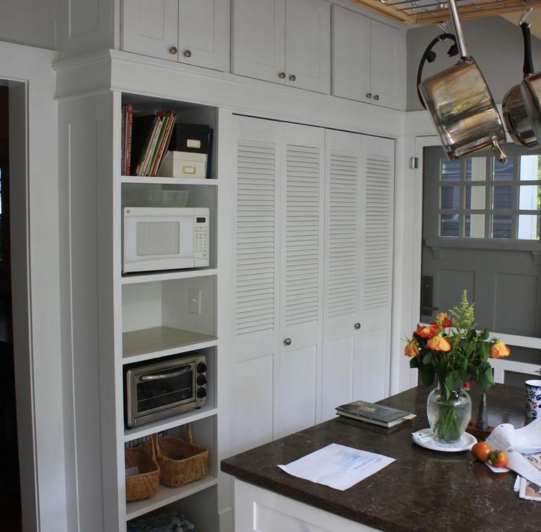 Kitchen builtins