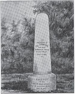 Artist's Rendition of the Monument