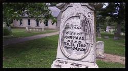 Old Mission Gravestone