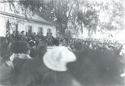 Re-opening of Old Mission