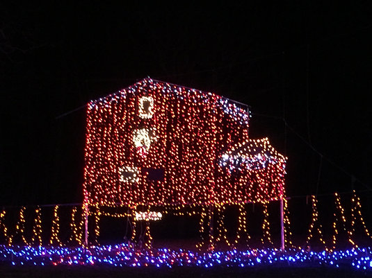 Fantasy of Lights - Wyandot County