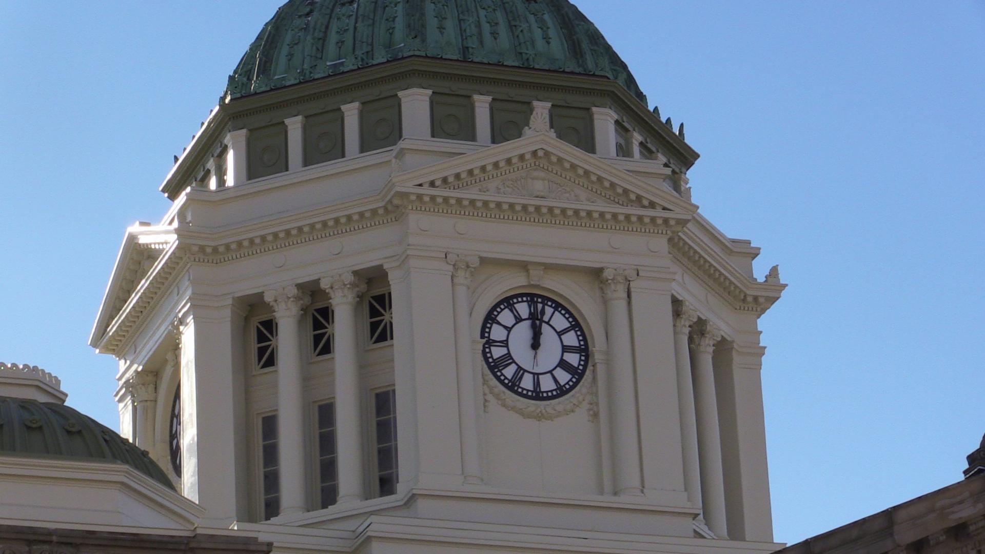Finished Courthouse