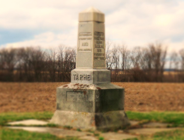 Tarhe Monument