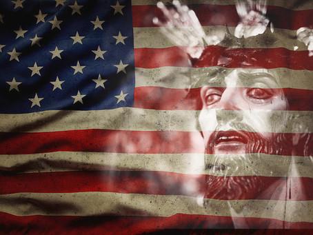 BREAKING: Jesus' American burial flag located in Houston attic.