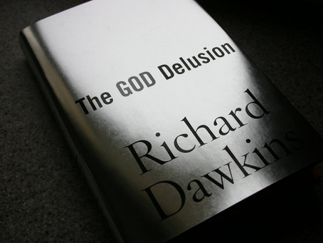 Speaking in Tongues translator reveals words spoken are from  Richard Dawkin's 'The God Delusion'.