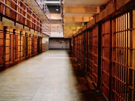 Because of so many Christians, prison opts to become church.
