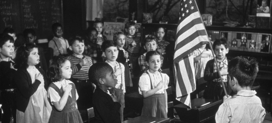 """In defiance of BLM, GOP changes pledge to """"All Nations Under God."""""""