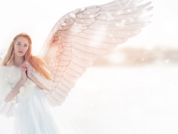 Due to amount of bleach Angels use, ozone depleting; Heaven heating up.