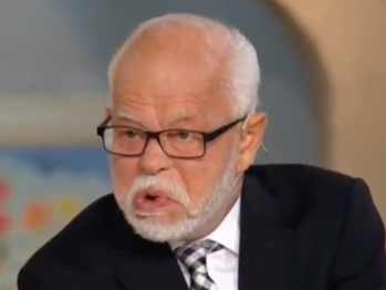 Evolution proven true as Jim Bakker clearly evolved from pond scum.