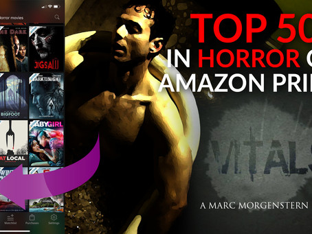 Vitals Reaches TOP 50 In Horror.