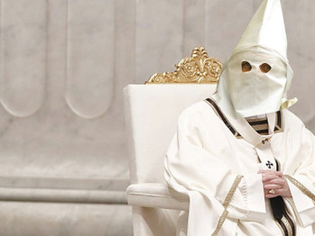 Pope to change 'Archbishop' to 'Grand Dragon' in effort to connect with Americans.