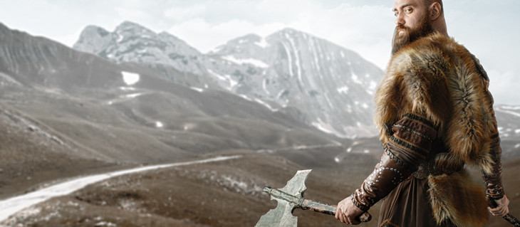 Christianity must be true, why else would you give up an awesome god like Odin?