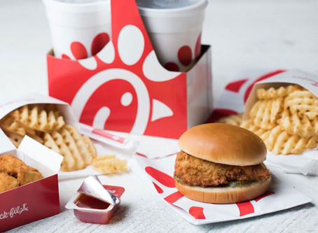 Chick-fil-A caves to Big Grammar and finally apologizes for their name.