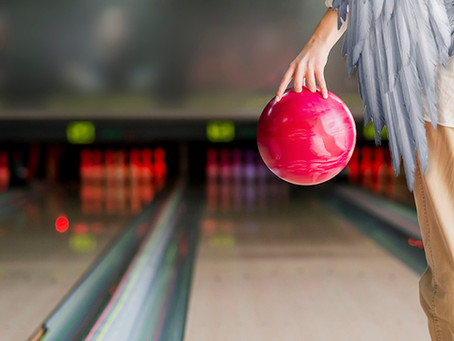 Archangel Gabriel's bowling team makes finals: expect thunderstorms.