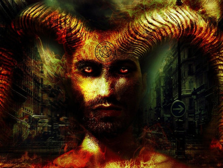 The Devil Confesses: My plan was to fool people into following Religion.