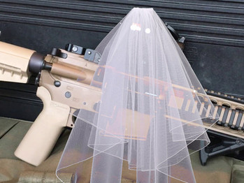 American Standardized Bible: Marriage to include 'A man & his AR15'.