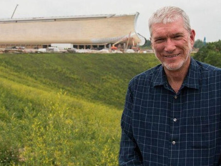 Ken Ham seeking $200B for rain machine to simulate biblical flood.