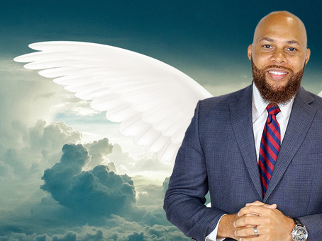 Heaven now able to contract for your soul after admitting its first lawyer.