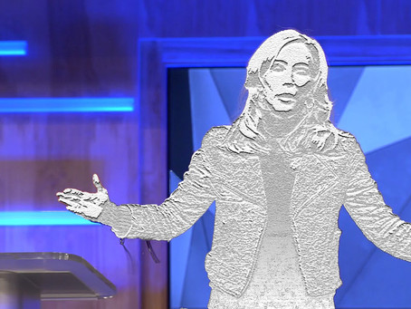 Paula White, Trump's Spiritual Advisor, turned into a pillar of salt before our eyes.