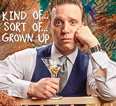 COMEDY DYNAMICS ACQUIRES THE AWARD-WINNING SPECIAL WARD ANDERSON: KIND OF, SORT OF, GROWN-UP